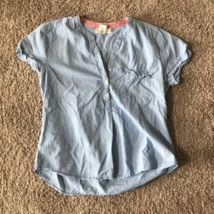 Tops - Label of Graded Goods Chambray Top